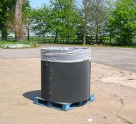 1400 Litre bag holder